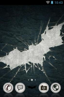 android theme 'Batman'