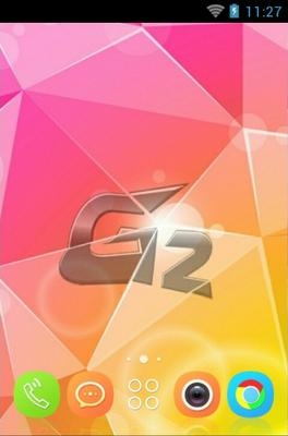 android theme 'G2'