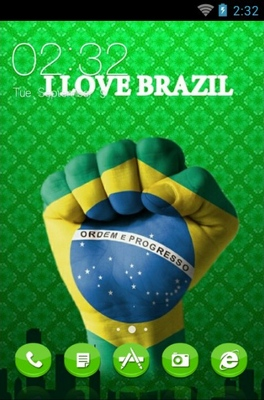 android theme 'Brazil Independence'