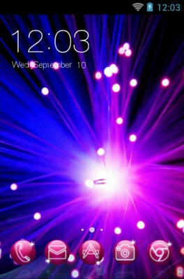 android theme 'Light Effects'