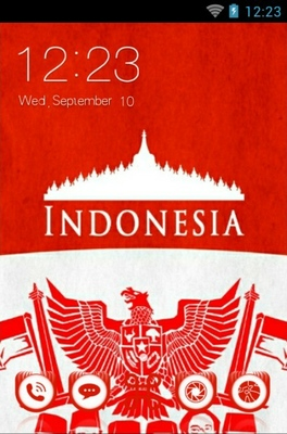 android theme 'Indonesia Theme'