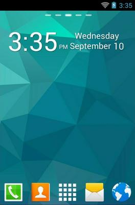 android theme 'Galaxy S5'