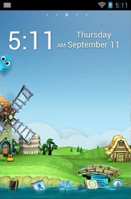 android theme 'Gfarm'