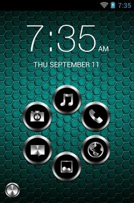 android theme 'Morph'