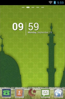 android theme 'Ramadhan'