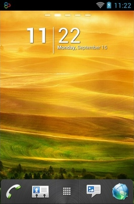 android theme 'HTC Sense'