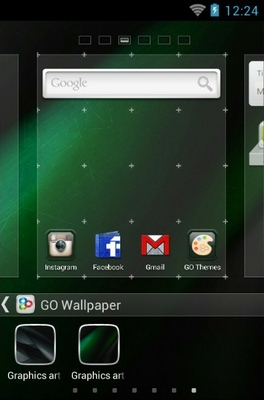 Graphics android theme wallpaper