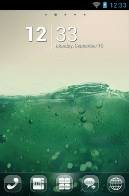 android theme 'Clee2'