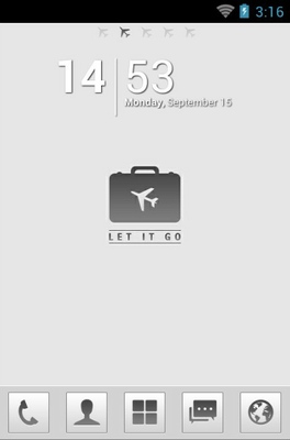 android theme 'C.Grey'