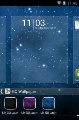 Lix android theme wallpaper