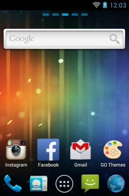 android theme 'Android4'