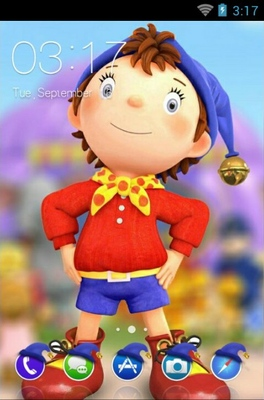 android theme 'Noddy'