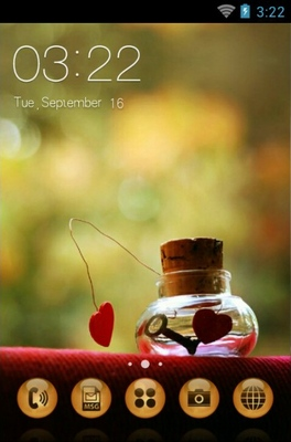 android theme 'Steel Life'