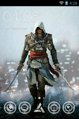 android theme 'Assassins Creed'