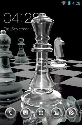 android theme 'Chess'