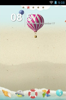 android theme 'Summer'