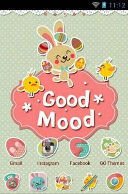 android theme 'Good Mood'