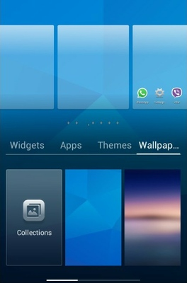Windows android theme wallpaper