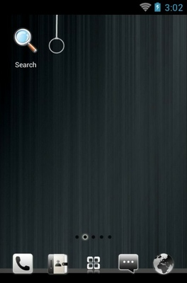 android theme 'Black'
