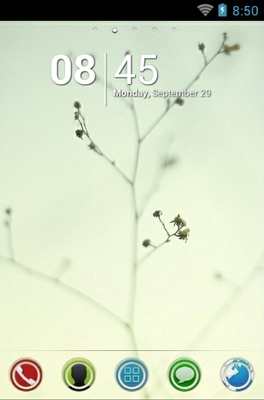 android theme 'VFresh'
