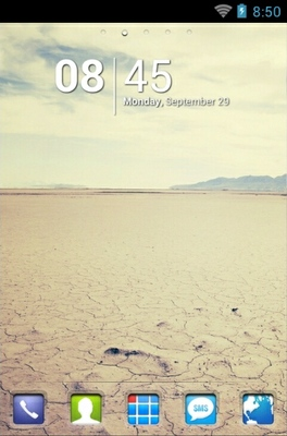 android theme 'Clear Way HD'