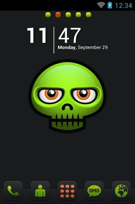 android theme 'Darkness'
