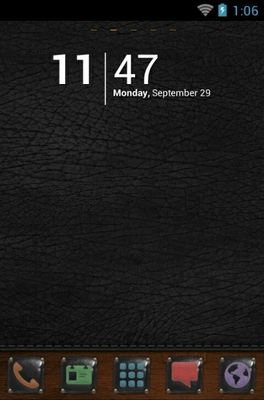 Be Original android theme
