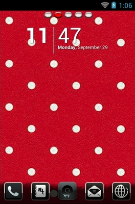 android theme 'Checkers'