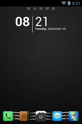 android theme 'Matte Finish'