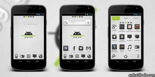 Android White
