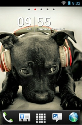 android theme 'Puppy'