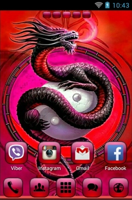android theme 'Yinyang'