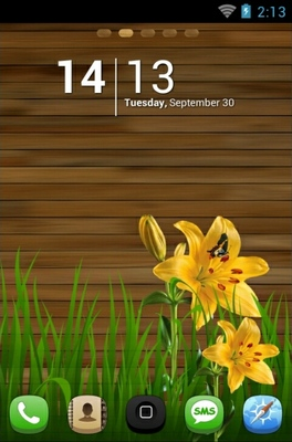 android theme 'Nature'