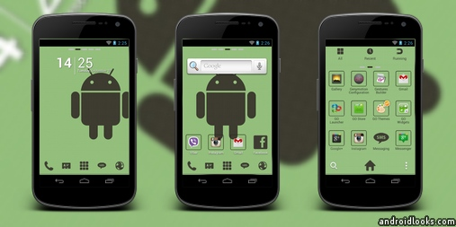 Retro Android