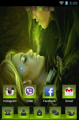 android theme 'Loving'
