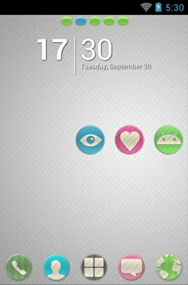 android theme 'Candy'
