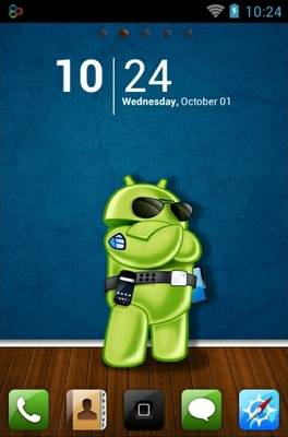 android theme 'Android Style'
