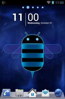 android theme 'Honeycomb'