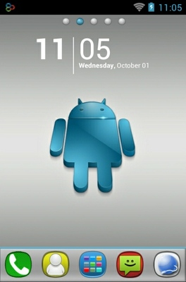 android theme 'Hd Android'