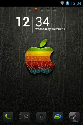 IPhone android theme