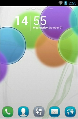 android theme 'Nokia'
