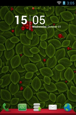 android theme 'Cherries'