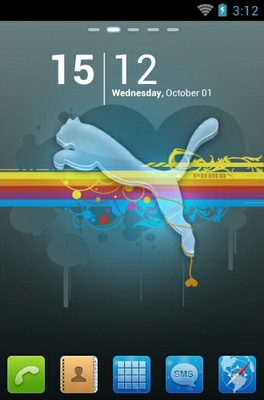Puma android theme