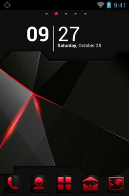 android theme 'Abstract'