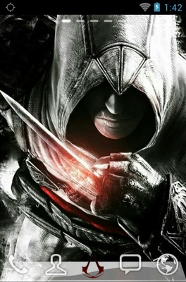 android theme 'Assasins Creed'