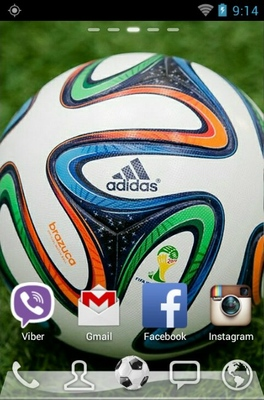FIFA android theme wallpaper
