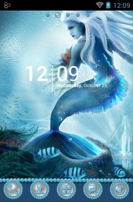 android theme 'Underwater'