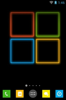 WP8 android theme wallpaper