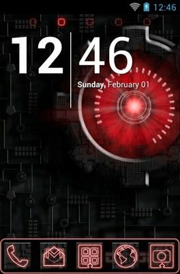 android theme 'Droid'