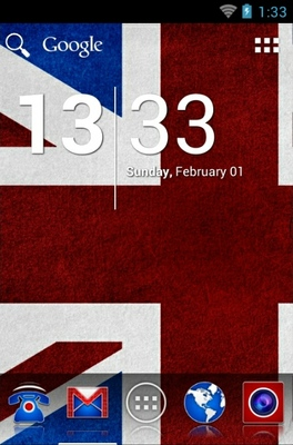 android theme 'Britainizer'
